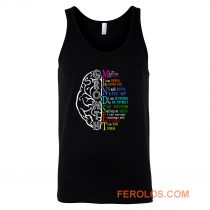 Music I Can Learn Grow Mindset Tank Top
