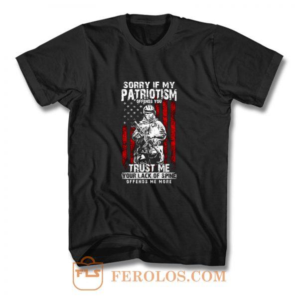 My Patriotism T Shirt