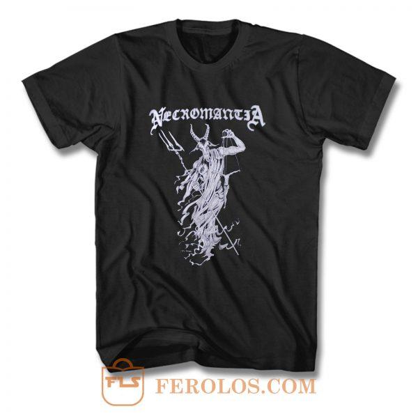 NECROMANTIA De Magia Veterum T Shirt