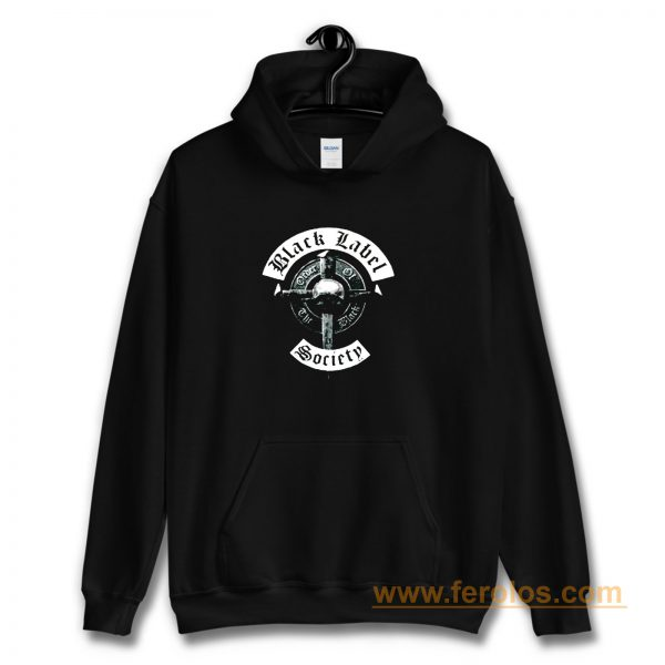 New Black Label Society Order of The Black Hoodie