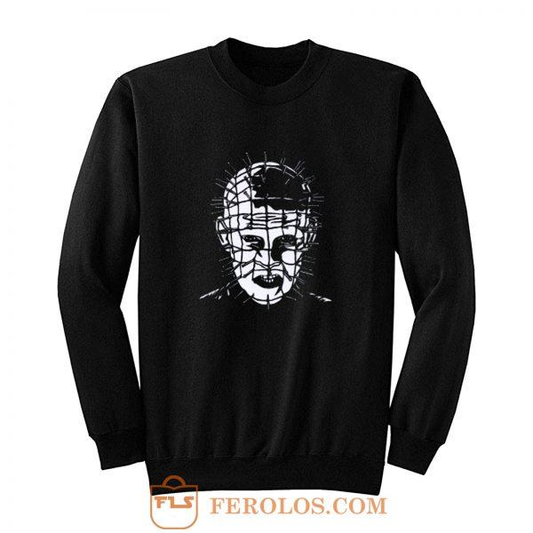 New Hellraiser Pinhead Horror Sweatshirt