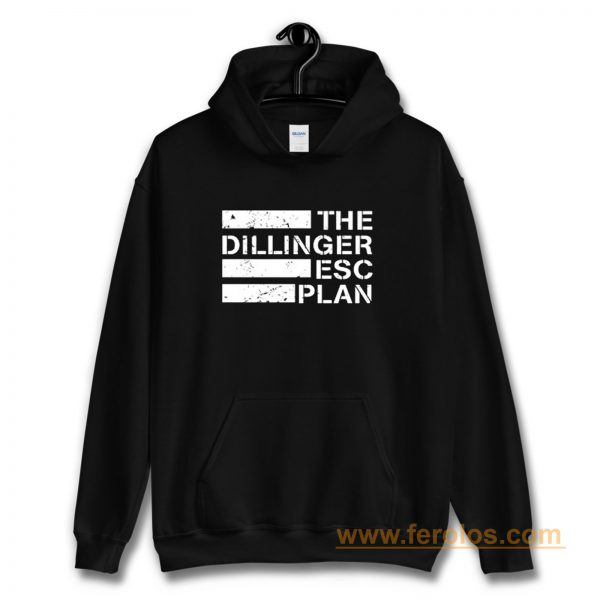 New The Dillinger Escape Plan Metal Band Hoodie
