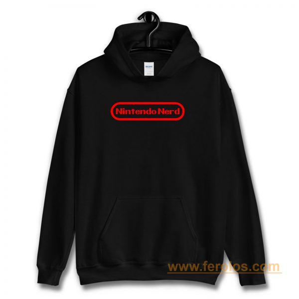 Nintendo Nerd Hoodie
