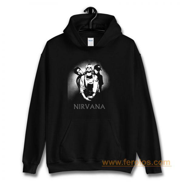 Nirvana Band Hoodie