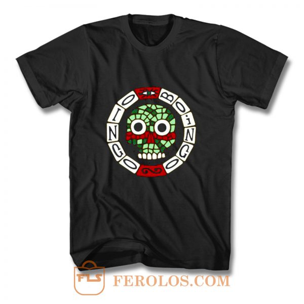 Oingo Boingo Rock Metal Band T Shirt