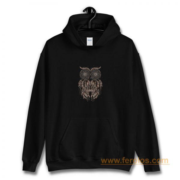 Owl Dreamcatcher Hoodie