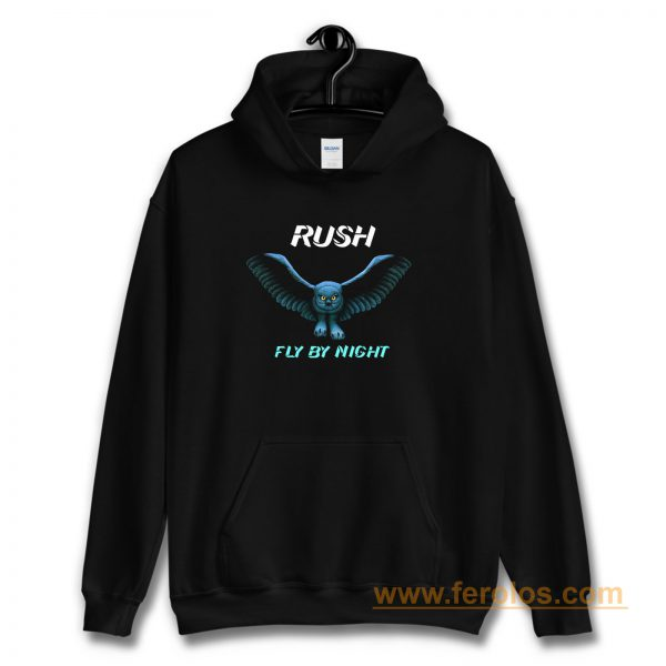 RUSH Fly By Night Hoodie