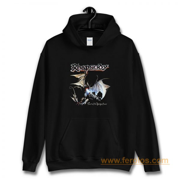 Rhapsody Power Of The Dragonflame Hoodie