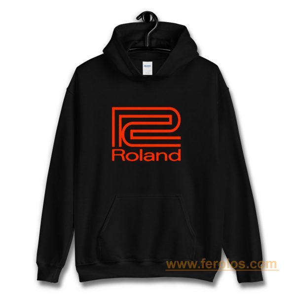 Roland Synthesizer Hoodie