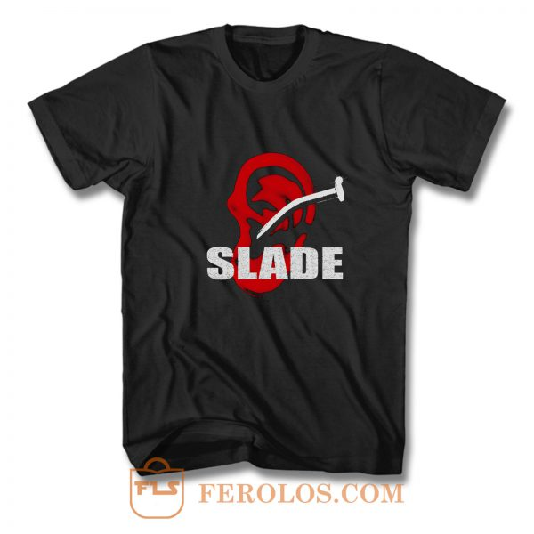 SLADE TILL DEAF DO US PART T Shirt