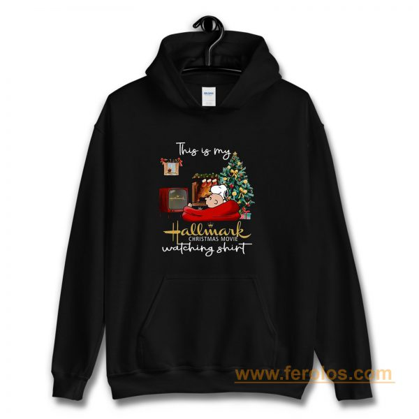 Snoopy t Peanuts Snoopy Holiday Hoodie