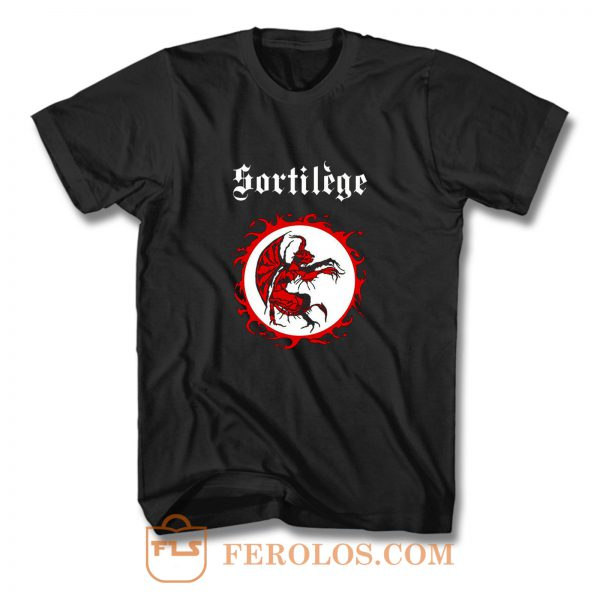 Sortilege T Shirt
