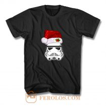 Star Wars Christmas Stormtrooper Xmas T Shirt