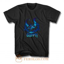 Sum 41 Blue Demon T Shirt