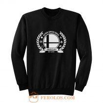 Super Smash Bros Sweatshirt