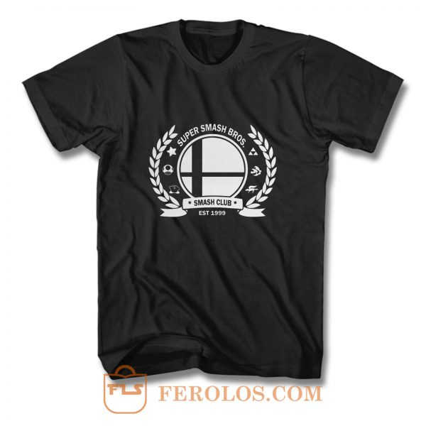 Super Smash Bros T Shirt