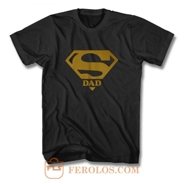 SuperDad T Shirt