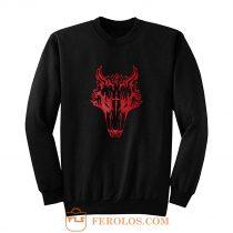TENGGER CAVALRY WOLF TOTEM MONGOLIAN FOLK METAL Sweatshirt