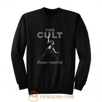 THE CULT SONIC TEMPLE Sweatshirt