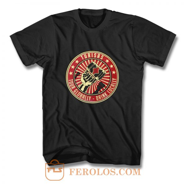 TURISAS CHEERS FOLK METAL POWER METAL VIKING METAL T Shirt