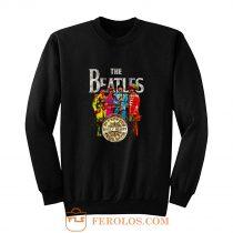 The Beatles Sgt Pepper Official Merchandise Sweatshirt