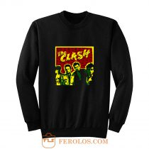 The Clash Band Personnel Sweatshirt