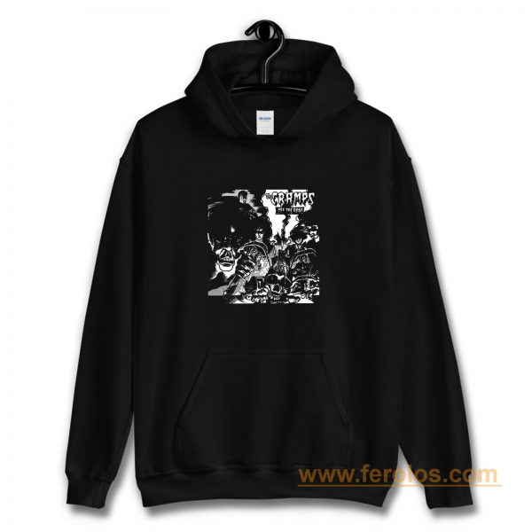 The Cramps Off The Bone Hoodie