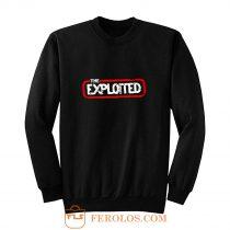 The Exploited Sweatshirt