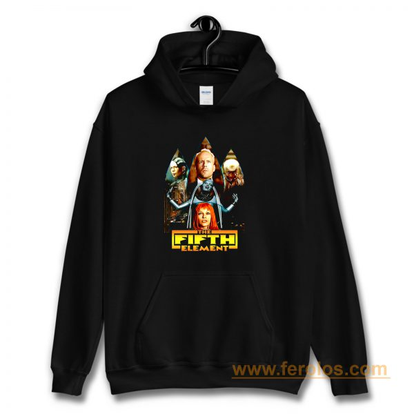 The Fifth Element Hoodie