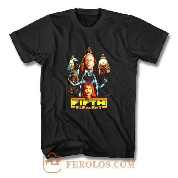 The Fifth Element T Shirt