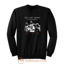 The Last Dance Chicago Bulls Sweatshirt