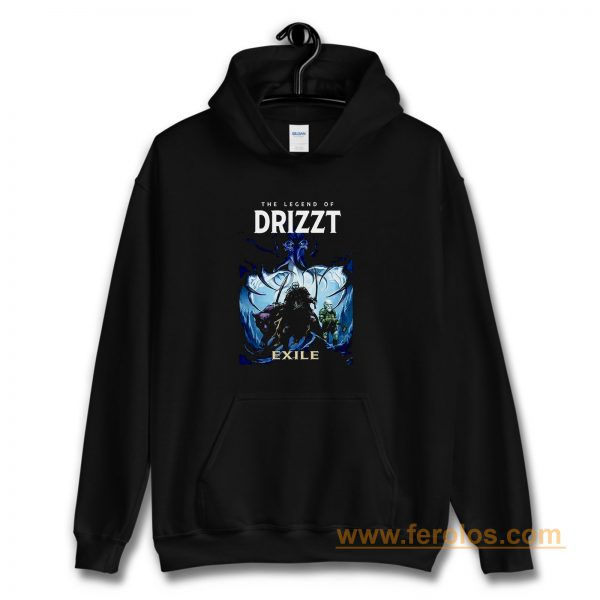 The Legend of Drizzt DoUrden EXILE Hoodie