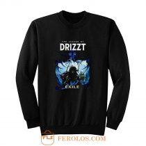 The Legend of Drizzt DoUrden EXILE Sweatshirt