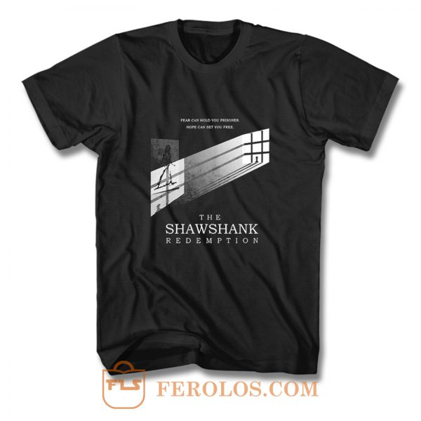 The Shawshank Redemption T Shirt