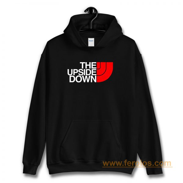 The Upside Down Hoodie