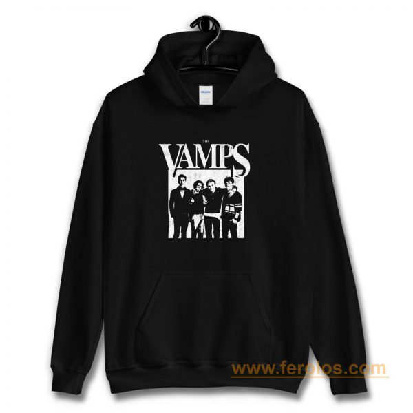The Vamps Group Up Hoodie