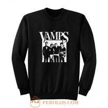 The Vamps Group Up Sweatshirt