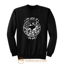 The Year of the Pug Sweatshirt