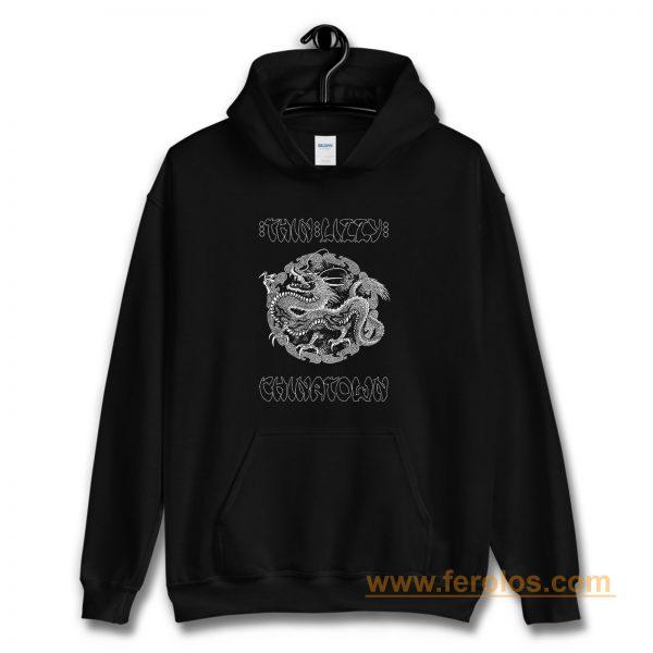 Thin Lizzy Chinatown Dragon Hoodie
