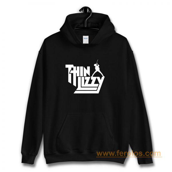 Thin Lizzy hard rock Hoodie