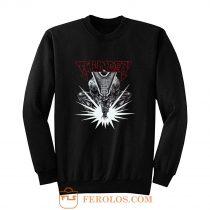 Thunder All I Want Sweatshirt