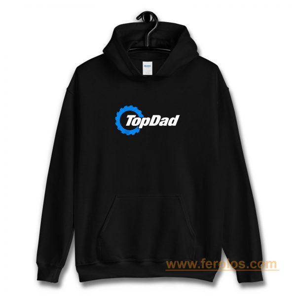 Top Dad Top Gear The Grand Tour The Stig Fathers Day Hoodie