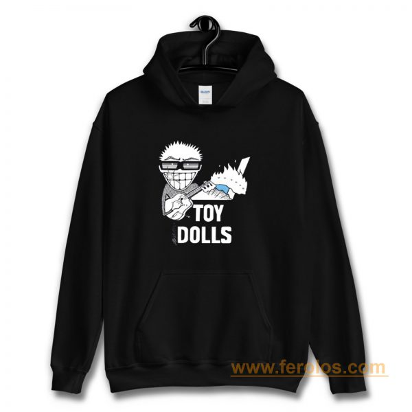 Toy Dolls Punk Rock Band Hoodie