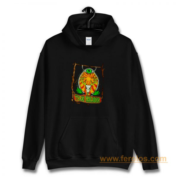 Tyler Childer Country Squire Bottles and Bibles Purgatory Hoodie
