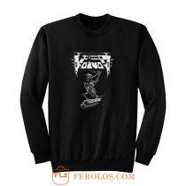 VOIVOD THRASHING RAGE THRASH PROGRESSIVE METAL CORONER VEKTOR Sweatshirt