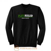 Vegan Gym PLANT FUELED Athlete Sweatshirt