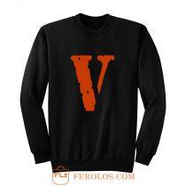 Vlone Friends Supreme quality off white ASAP rocky Virgil abloh palace B Sweatshirt