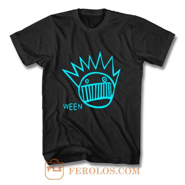 WEEN Band Rock Band Legend T Shirt