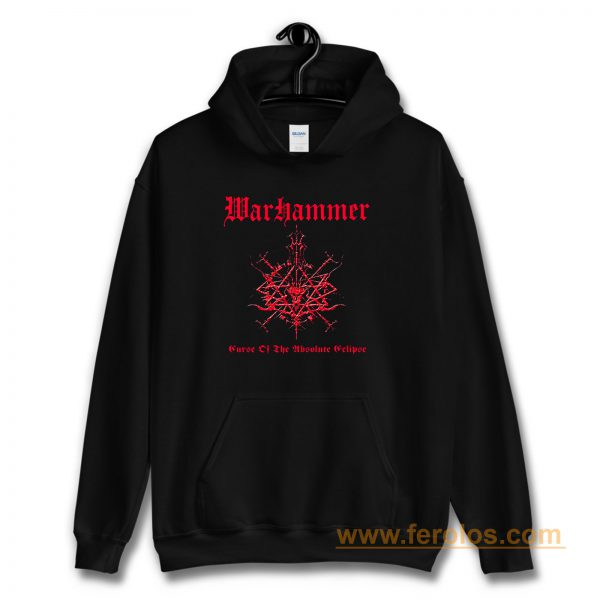 Warhammer Curse of the Absolute Eclipse Hoodie