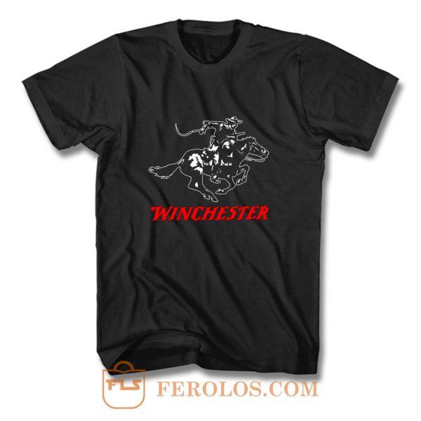 Winchester Rifle T Shirt